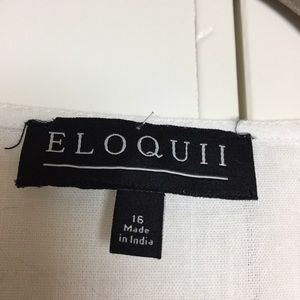 Eloquii Tops - ELOQUII   BoHo   Embroidered   Size 16